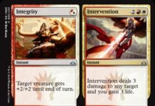 Integrity / Intervention - Guilds of Ravnica