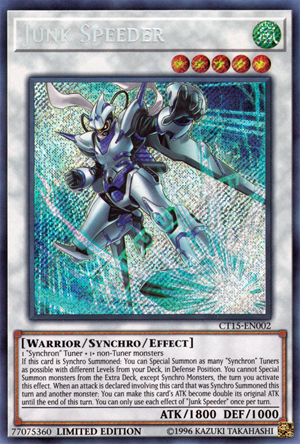 YuGiOh SynchroEffect Monster Cards  YuGiOh! Card Guide
