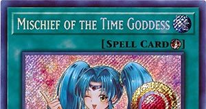Mischief of the Time Goddess