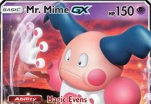 Mr. Mime-GX (Celestial Storm)