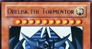 Obelisk the Tormentor - #JUMP-EN037