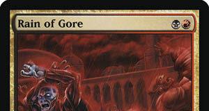 Rain of Gore
