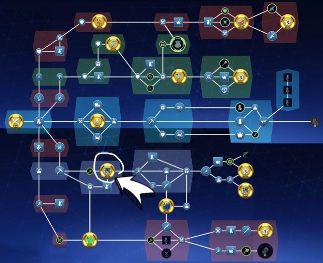 Skill Tree 2 - Unlock Hover Turret