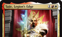 Tajic, Legion's Edge