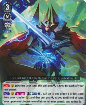 The Dark Dictator (V Series)