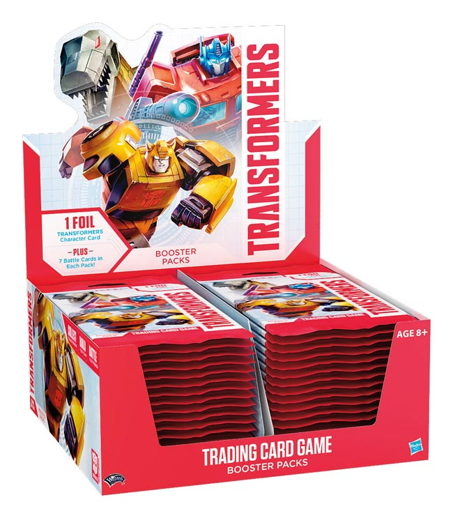 Transformers Booster Box