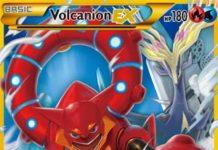Volcanion EX - Steam Siege