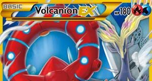 Volcanion EX - Steam Siege