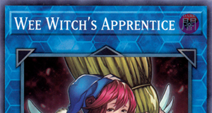 Wee Witch's Apprentice