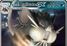 Alolan Raticate-GX (Celestial Storm)