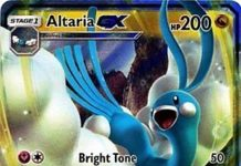 Altaria GX 41/70 Dragon Majesty