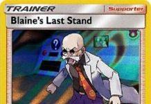 Blaine's Last Stand