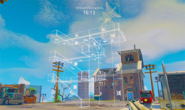 Build the Radar Tower