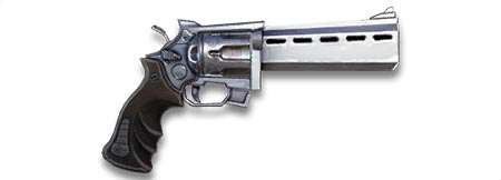 Judge - Legendary Handcannon Pistol
