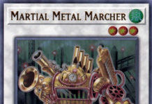 Martial Metal Marcher