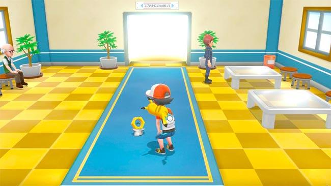Meltan in Pokemon Let s Go 2