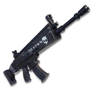 Nocturno Assault Rifle