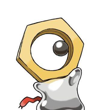 Meltan Pokemon