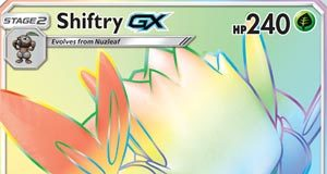 Shiftry-GX (Celestial Storm CES 169)