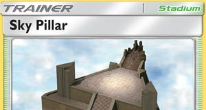 Sky Pillar (Celestial Storm CES 144)