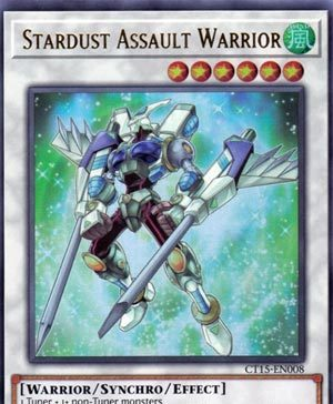 Stardust Assault Warrior
