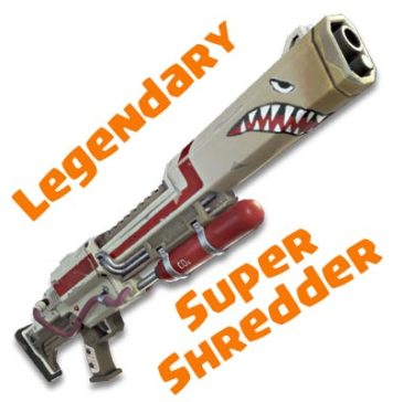 Super Shredder