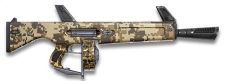 Tigerjaw Legendary Auto Shotgun