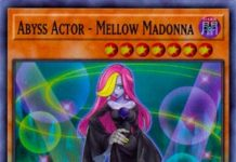 Abyss Actor - Mellow Madonna