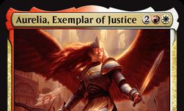 Aurelia, Exemplar of Justice