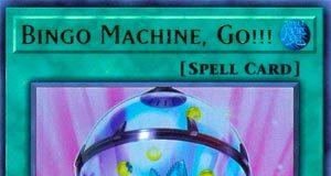 Bingo Machine, Go!!!