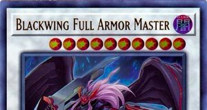 Blackwing Full Armor Master