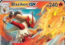 Blaziken-GX Celestial Storm
