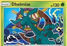 Dhelmise (Celestial Storm CES 22)