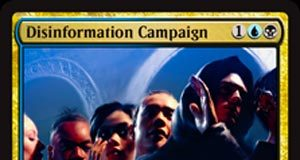 Disinformation Campaign