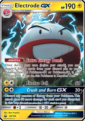 Electrode-GX (Celestial Storm CES 48)