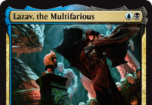 Lazav, the Multifarious