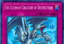 The Ultimate Creature of Destruction