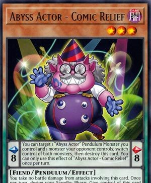 Abyss Actor - Comic Relief