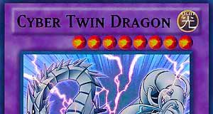 Cyber Twin Dragon - #SDCR-EN037