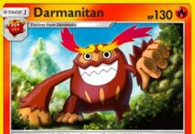 Darmanitan (Dragon Majesty DRM 9)