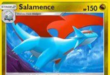 Salamence (Celestial Storm)
