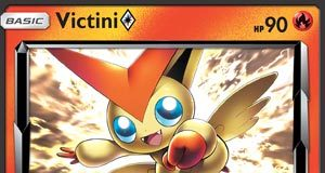 Victini Prism Star - Dragon Majesty