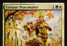 Centaur Peacemaker
