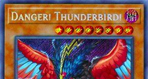 Danger! Thunderbird!