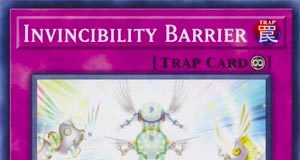 Invincibility Barrier