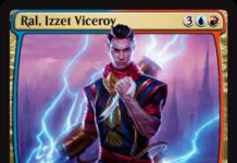 Ral, Izzet Viceroy