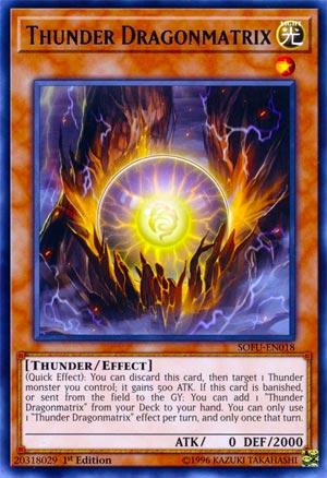 Thunder Dragonmatrix