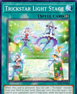 Trickstar Light Stage