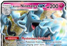 Alolan Ninetales-GX