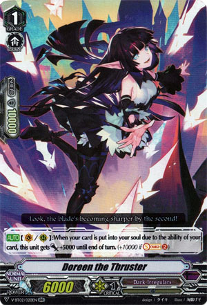 Doreen the Thruster (V Series)